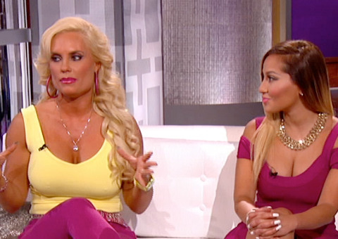 Coco Austin on Loving Her Body