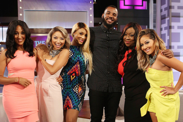 'The Real' Season Premiere Extravaganza with The Game