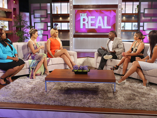 'The Real' Daytime Party Continues with Ray J
