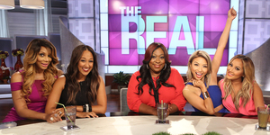 A Special Premiere Day Message From 'The Real'…