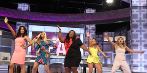 Tamar Teaches the Latest Dance Craze
