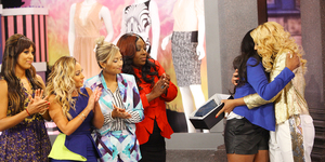 Tamar Gives Her Biggest Fan a Special Gift - Her…