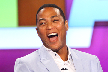 Don Lemon Spills the Tea
