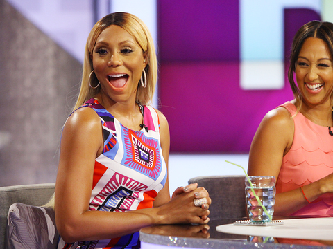 Tamar Admits She's Raising a Mama's Boy