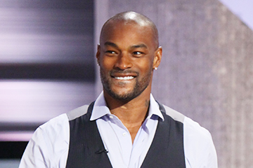 Tyson Beckford Brings REAL Sexy Back