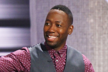 REAL Laughs with Lamorne Morris