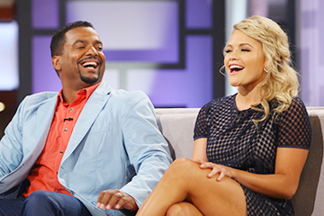 Alfonso Ribeiro Brings All the Right Moves