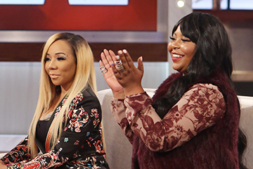 Tiny & Shekinah Bring the Laughs