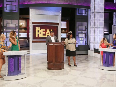 Tamera Takes Tamar to 'The Real' Court