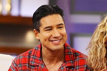 It's a REAL Slumber Party with Mario Lopez!