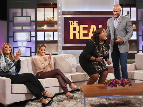 Boris Kodjoe on the Craziest Thing He's Done for Love