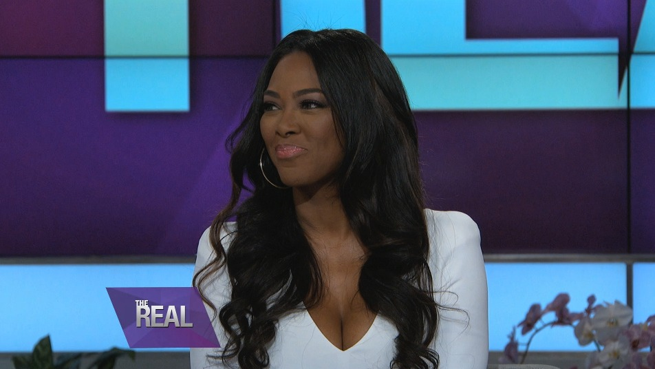 Kenya Moore On Being A Reality Tv Villain Thereal