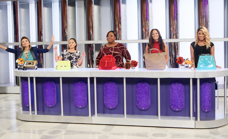 It's All in the Bag: 'The Real' Purse-onalites