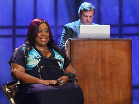 Loni's in the Hot Seat
