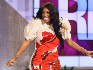 Porsha Williams Brings the Laughs