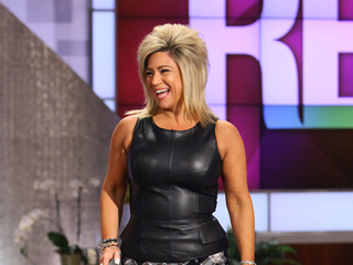 Chattin' It Up with Theresa Caputo
