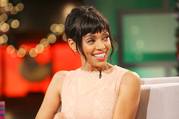 Tamara Taylor Is in the House!