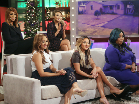 Deck the Halls! 'The Real' Hosts Spread Holiday Cheer