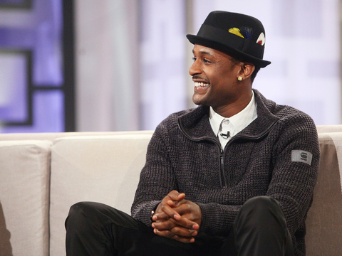 Jackie Long Plays a Round of 'Rapid-Fire'