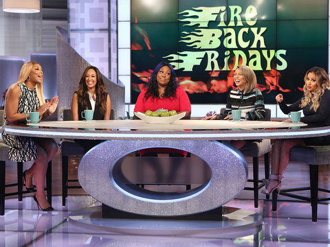 'The Real' Hosts Fire Back