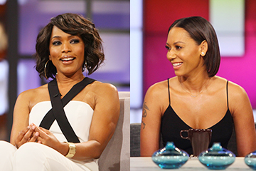 Angela Bassett & Mel B Join the Party