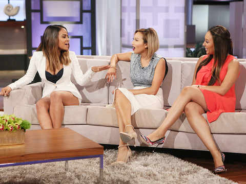 Christina Milian Gives Tamera Advice on Raising a Daughter