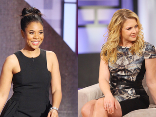 Chattin' It Up with Regina Hall & Melissa Joan Hart