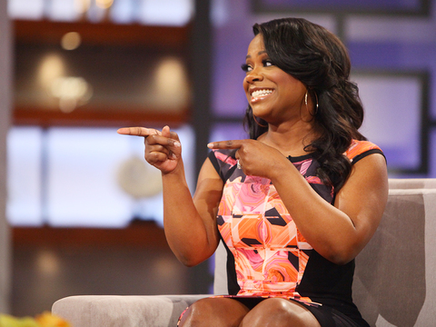 Kandi Burruss on Adjusting to Married Life & Having a Baby