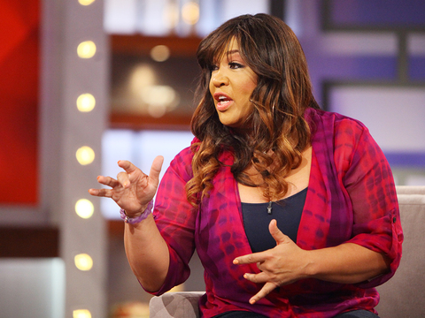 Kym Whitley Talks Single Motherhood and Mr. Right Now