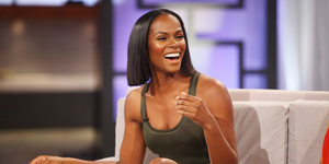 Tika Sumpter on Her Life-Changing Talk with Oprah