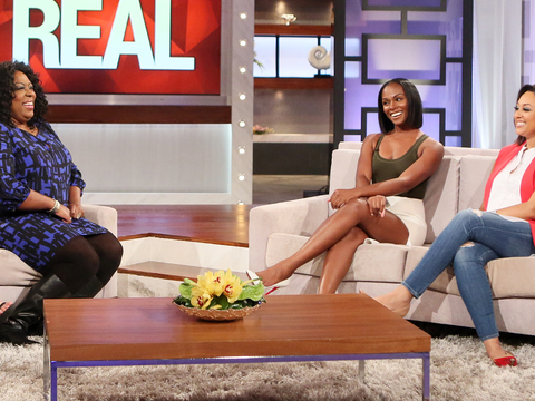 Tika Sumpter Clears Up Marriage Rumors