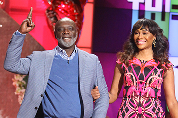 TGIF with Cynthia Bailey & Peter Thomas!