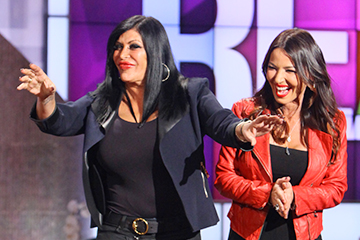 Big Ang & Drita Bring the Laughs