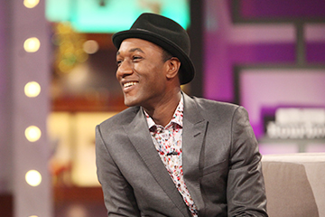 It's a Celebration with Aloe Blacc!