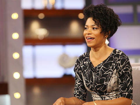 Kelly McCreary on Her 'Grey's Anatomy' Role