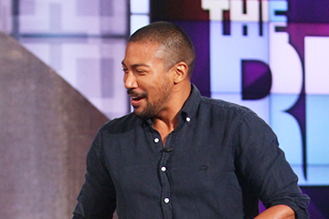 Charles Michael Davis Is in the House