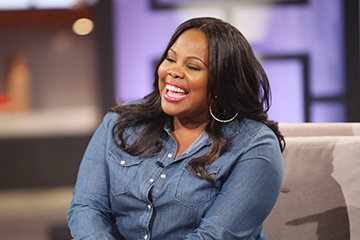 REAL Laughs with Amber Riley