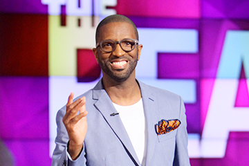 Rickey Smiley Brings the Smiles