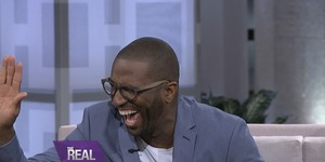 Rickey Smiley Gushes Over Porsha Williams