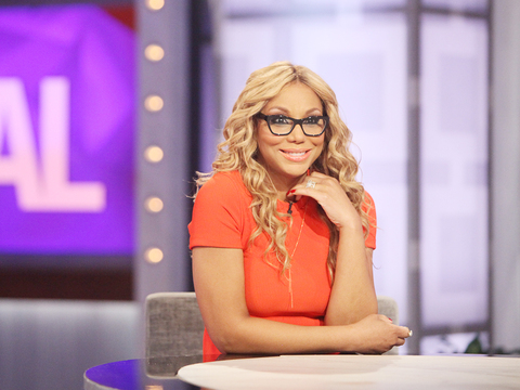 Does Tamar Have a Chill Button?