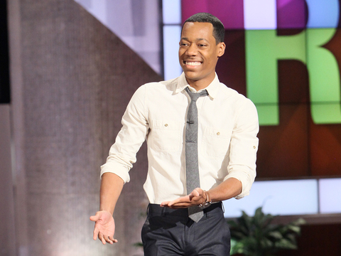 Tyler James Williams Has a Mixtape!
