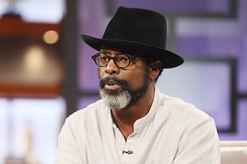 Isaiah Washington Keeps It REAL
