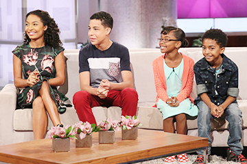 The Kids of 'Black-ish' Take Over!