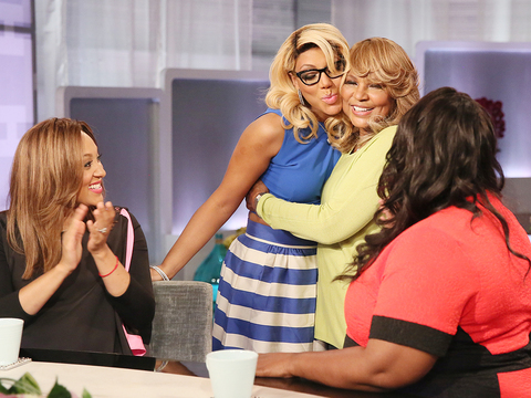 Tamar's Tearful Tribute to Her Mom