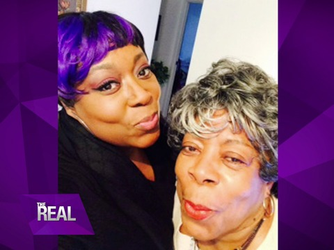 Loni Sends an Emotional Thank You to Her Mama