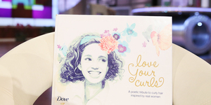 Download Your Own 'Love Your Curls' Dove E-Book!