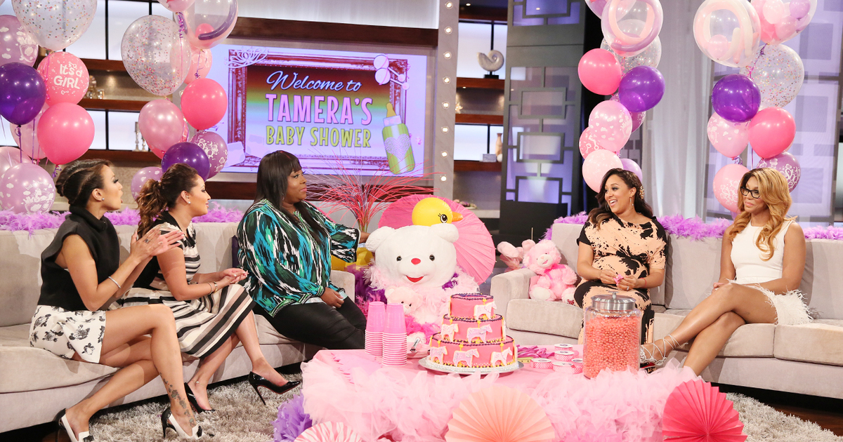 Tameras Baby Shower Surprise Thereal