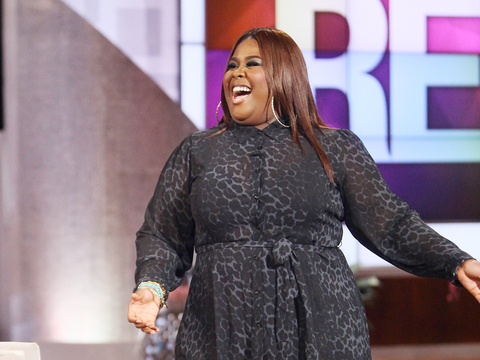 Raven Goodwin Dishes on 'Being Mary Jane' Set Life