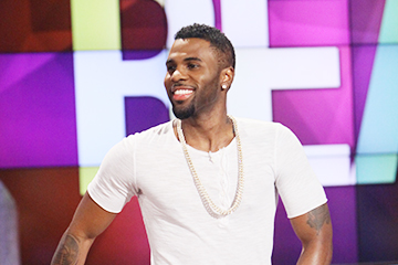 Hangin' with Jason Derulo!