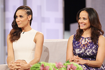 Dania Ramirez & Judy Reyes Keep it REAL